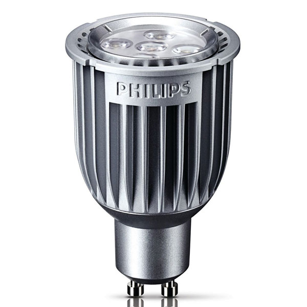 Philips dimmable 7w gu10 230v led down light 1 year for Lampen 4 you